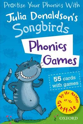 Oxford Reading Tree Songbirds: Phonics Games Flashcards - Oxford Reading Tree Songbirds