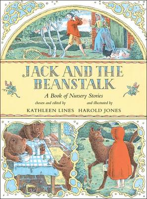 Jack and the Beanstalk: A Book of Nursery Stories (Hardback)