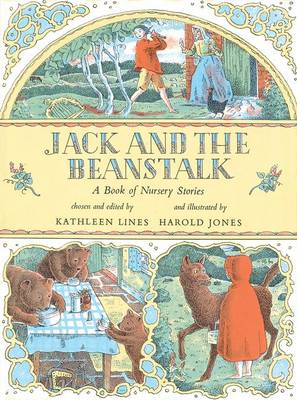 Jack and the Beanstalk: A Book of Nursery Stories (Paperback)