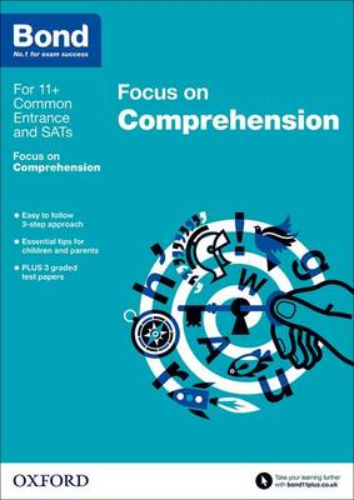 Bond 11+: English: Focus on Comprehension: 9-11 years - Bond 11+ (Paperback)