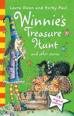 Winnie's Treasure Hunt and Other Stories (Paperback)