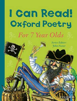 I Can Read! Oxford Poetry for 7 Year Olds (Paperback)