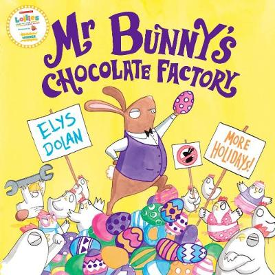 Mr Bunny's Chocolate Factory (Paperback)