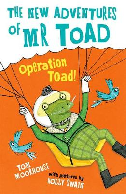 The New Adventures of Mr Toad: Operation Toad! (Paperback)