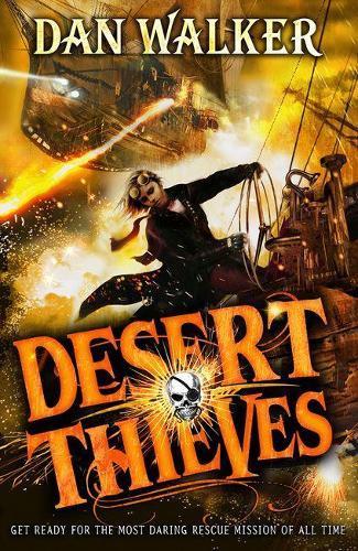 Desert Thieves (Paperback)