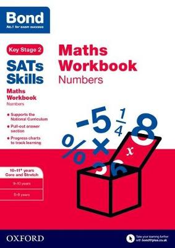 Bond SATs Skills: Maths Workbook: Numbers 10-11 Years - Bond SATs Skills (Paperback)