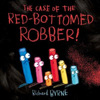 The Case of the Red-Bottomed Robber (Paperback)