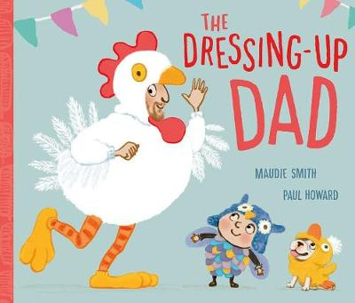 The Dressing-Up Dad (Paperback)