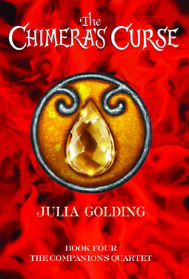 Cover of the book, The Chimera's Curse.