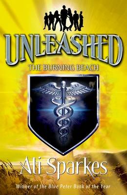 Unleashed 5: The Burning Beach (Paperback)