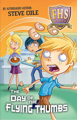 The Day of the Flying Thumbs (Paperback)