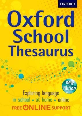 Oxford School Thesaurus (Hardback)