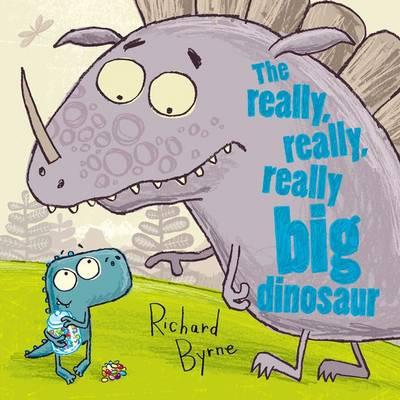 The Really, Really, Really Big Dinosaur (Paperback)