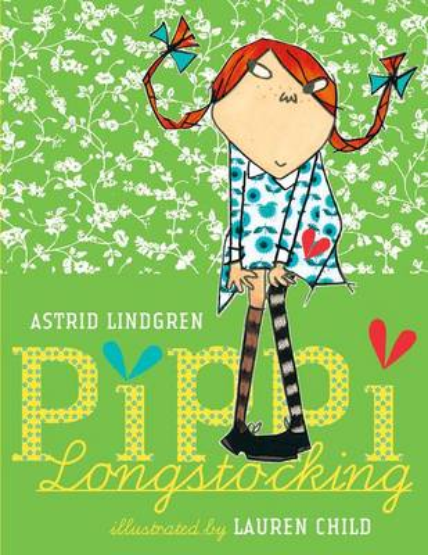 Pippi Longstocking (Paperback)