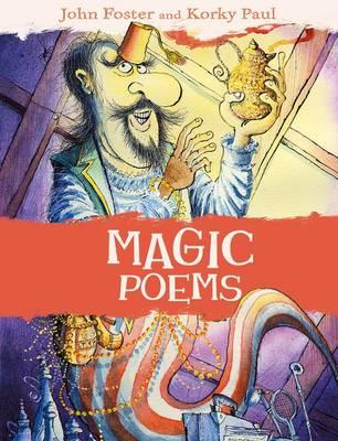 Magic Poems (Paperback)