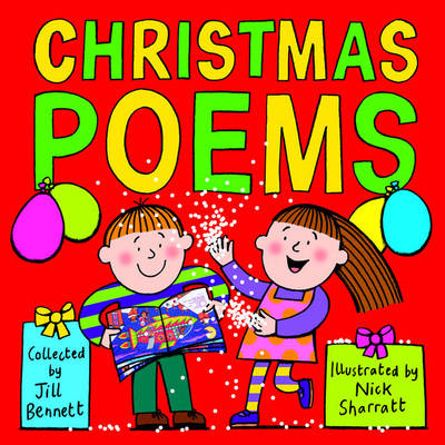 Christmas Poems (Paperback)