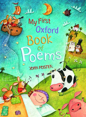 My First Oxford Book of Poems (Paperback)