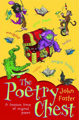 The Poetry Chest (Paperback)
