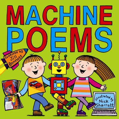 Machine Poems (Paperback)