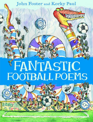 Fantastic Football Poems (Paperback)
