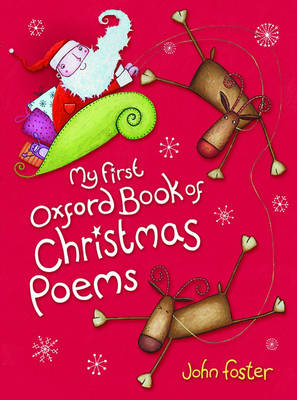 My First Oxford Book of Christmas Poems (Paperback)