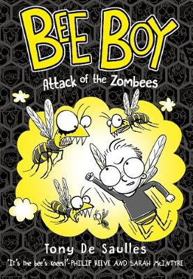 Bee Boy: Attack of the Zombees (Paperback)