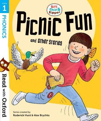Read with Oxford: Stage 1: Biff, Chip and Kipper: Picnic Fun and Other Stories - Read with Oxford (Paperback)