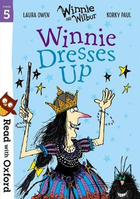 Read with Oxford: Stage 5: Winnie and Wilbur: Winnie Dresses Up - Read with Oxford (Paperback)