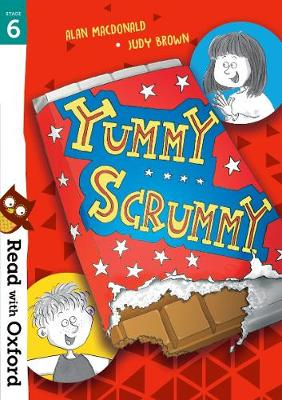 Read with Oxford: Stage 6: Yummy Scrummy - Read with Oxford (Paperback)