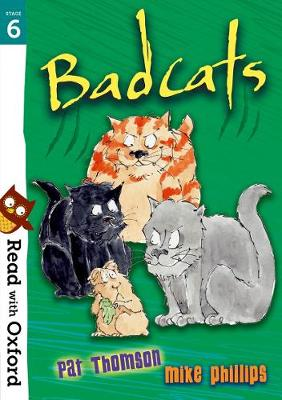 Read with Oxford: Stage 6: Badcats - Read with Oxford (Paperback)