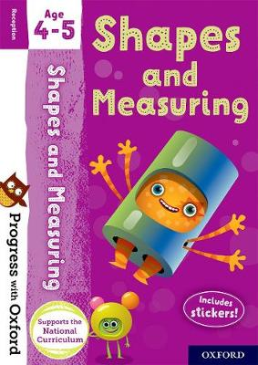 Progress with Oxford: Shapes and Measuring Age 4-5 - Progress with Oxford