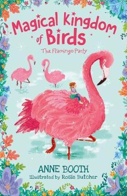 Magical Kingdom of Birds: The Flamingo Party (Paperback)