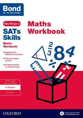 Bond SATs Skills Maths Workbook 9-10 Years (Paperback)