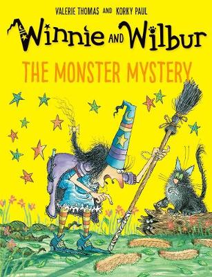 Winnie and Wilbur: The Monster Mystery PB (Paperback)