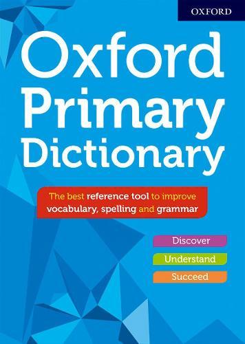 Oxford Primary Dictionary (Hardback)