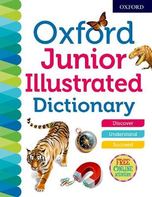 Oxford Junior Illustrated Dictionary (Hardback)