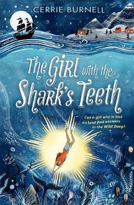 The Girl with the Shark's Teeth (Paperback)