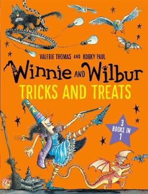 Winnie and Wilbur: Tricks and Treats (Paperback)