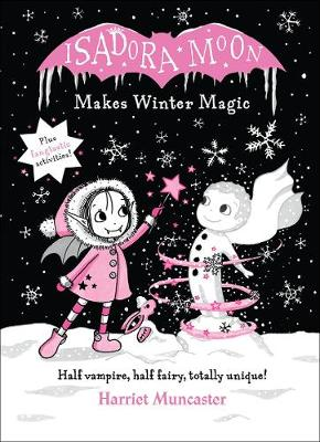 Isadora Moon Makes Winter Magic (Hardback)