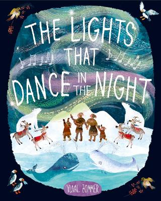 The Lights that Dance in the Night (Hardback)