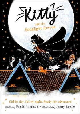 Kitty and the Moonlight Rescue (Paperback)