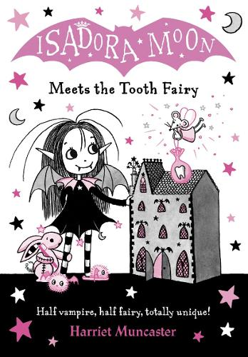Isadora Moon Meets the Tooth Fairy (Paperback)