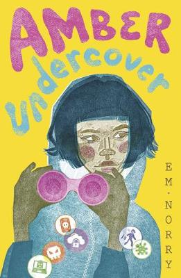 Amber Undercover (Paperback)