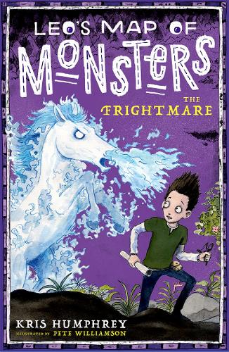 Leo's Map of Monsters: The Frightmare (Paperback)