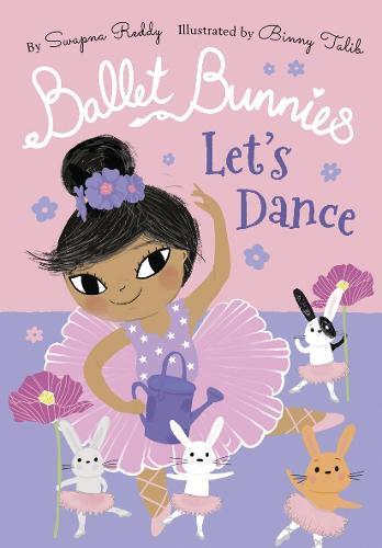 Ballet Bunnies: Let's Dance (Paperback)