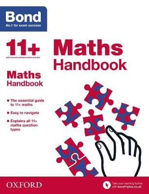 Bond 11+: Bond 11+ Maths Handbook - Bond 11+ (Paperback)