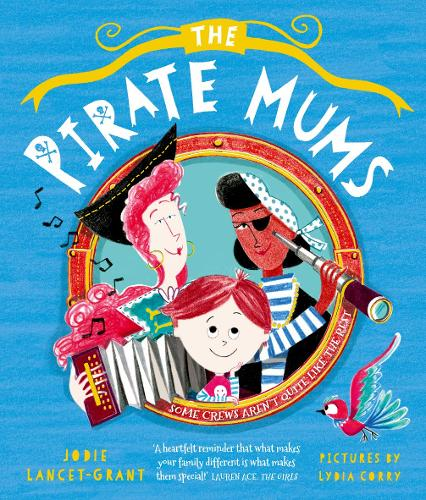 The Pirate Mums at Waterstones Truro
