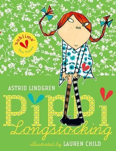 Pippi Longstocking Gift Edition (Paperback)