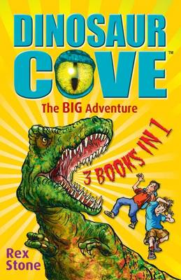 The Big Adventure - Dinosaur Cove (Paperback)