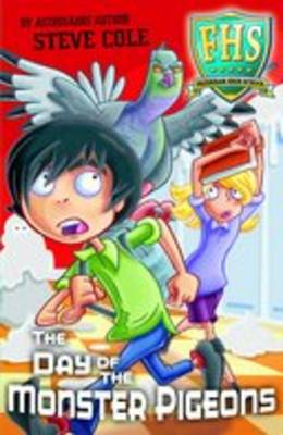 The Day of the Monster Pigeons (Paperback)